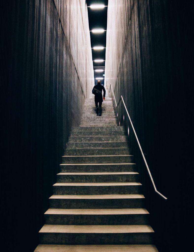 A cégeladás lépcsőfokai.